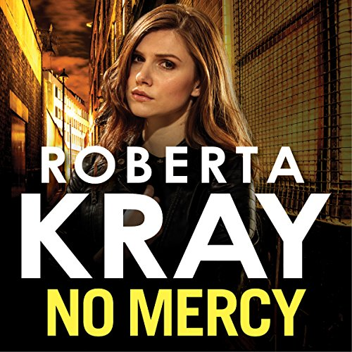 No Mercy audiobook cover art