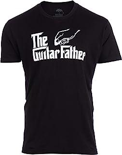 The Guitar Father   Funny Music Player Musician Pick Humor Men Women Joke T-Shirt