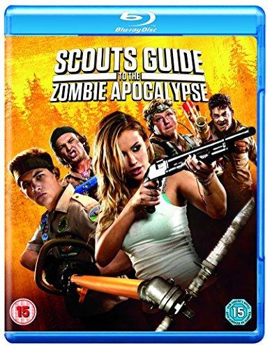 Scouts Guide To The Zombie Apocalypse [Edizione: Regno Unito] [Reino Unido] [Blu-ray]