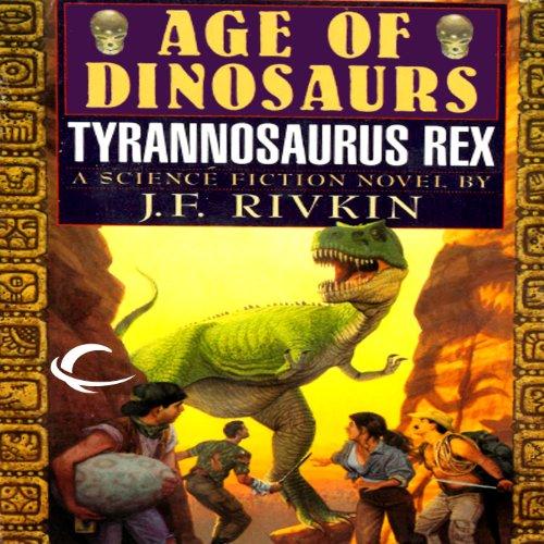 Tyrannosaurus Rex cover art