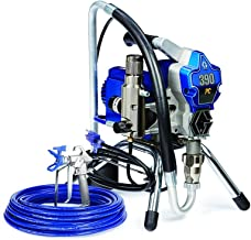Graco 390 ProConnect Electric Airless Paint Sprayer - Stand Style 17C310