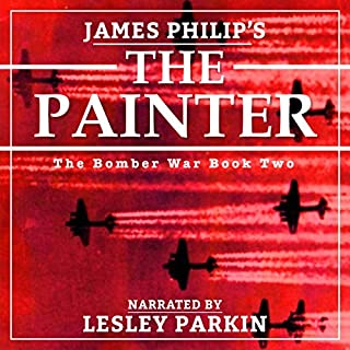 The Painter audiobook cover art
