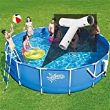 SUMMER WAVES T-fitting for 15ft Metal Frame Round Pools -  Poly Group