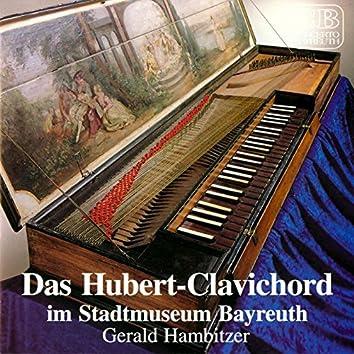 Das Hubert-Clavichord (Im Stadtmuseum Bayreuth)