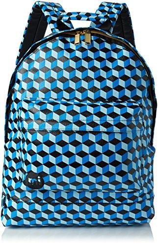 Mi-Pac Backpack - Bandolera, color azul / aqua / negro