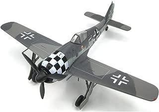 WWII Fw190 A-6 I./JG1 White 5 Uffz Rudolf Hubl 1/72 Aircraft Finish Plane