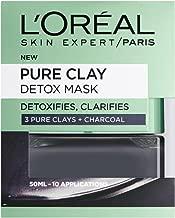 L'Oreal Paris Pure Clay Black Detox Face Mask