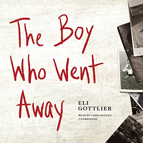 The Boy Who Went Away audiobook cover art