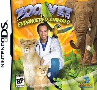 Zoo Vet: Endangered Animals - Nintendo DS