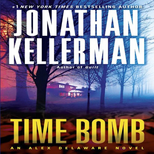 Time Bomb audiobook cover art