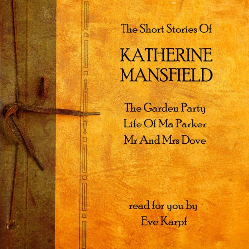 Katherine Mansfield cover art