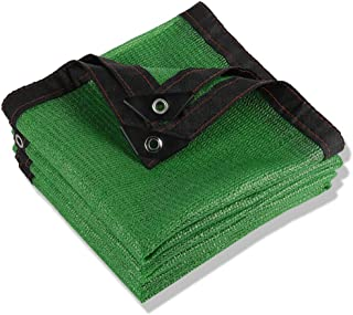 Red De Aislamiento De Balc/óN del Patio Verde Red De Protecci/óN Solar Perforada De 6 Clavijas tarpaulin Sombrilla