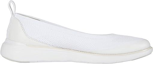 Optic White/Glacier Grey/Optic White