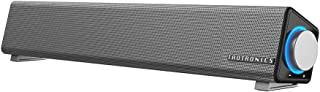 TaoTronics Computer Speakers, Wired Computer Sound Bar, Stereo USB Powered Mini Soundbar..
