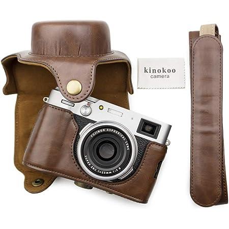 Muziri Kinokoo Schutzhülle Für Fujifilm X100v Kamera Kamera