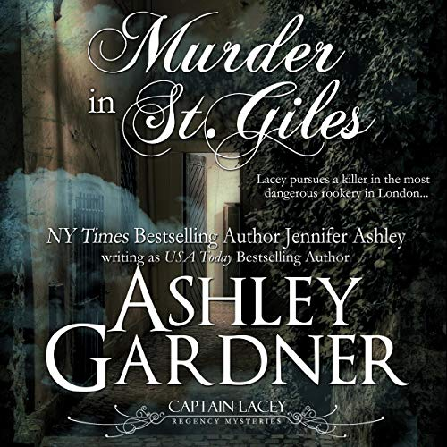 Murder in St. Giles cover art