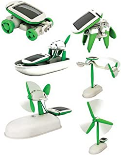Qomomont P/ädagogisches Spielzeug solar betriebene Heuschrecke Spielzeug solar betriebene Gadget Geschenk perfekte Kindertags Geschenk