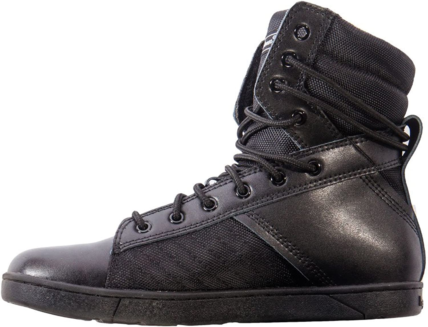 HEYDAY Footwear Tactical Trainer Black Black