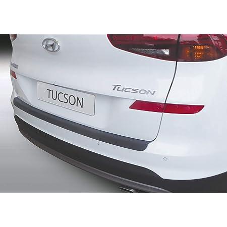 Luxshield Ladekantenschutz Folie Komplettset Tucson 3 Iii Tl I 2015 2018 Stoßstangenschutz Kratzschutz Lackschutzfolie Transparent Glänzend Selbstklebend Auto