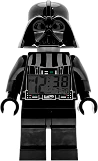 LEGO Despertador con luz Infantil con figurita de Darth