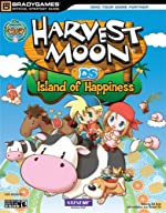 Harvest Moon - Island of Happiness Official Strategy Guide de BradyGames