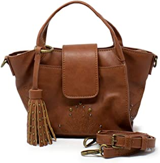 Luxury Fashion   Desigual Womens 19WAXPDMBROWN Brown Handbag   Fall Winter 19