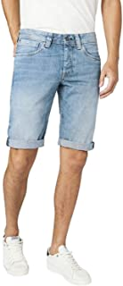 Pepe Jeans Mens Cash Short Leaf Swim