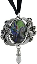 Anne Stokes Realm of Enchantment Cameo Pendant Necklace