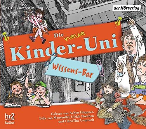 Die NEUE Kinder-Uni Wissens-Box