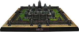 Angkor Wat (Cambodia) Innovative 3D-Puzzles Paper Model World Famous Architectural Model Gift for Paper Model Lovers
