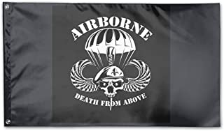 PFTFLAG 3x5 Foot Death from Above Flag - Vivid Color and UV Fade Resistant
