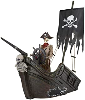 animated pirate ship