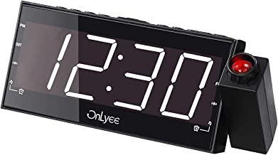 Best time space projection alarm clock Reviews