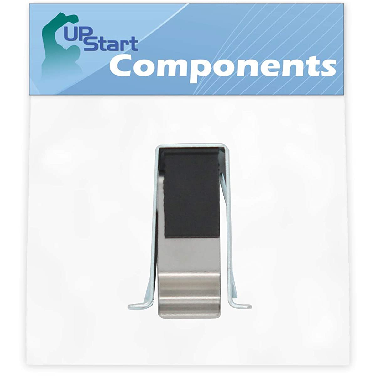 W10111905 Dryer Door Catch Replacement for Maytag MGDB850WR0 Dryer - Compatible with WPW10111905 Door Catch - UpStart Components Brand