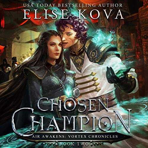 Chosen Champion audiobook cover art