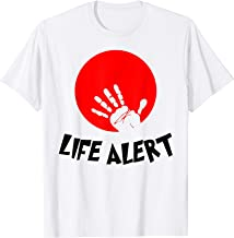 life alert shirt
