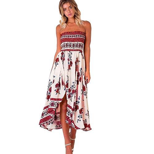 353279deda0 VILIER New Womens Plus Size Sheering Gather Boobtube Bandeau Long Strapless  Maxi Dress