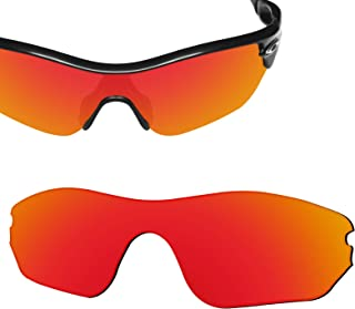 New 1.8mm Thick UV400 Replacement Lenses for Oakley Radar Edge- Options
