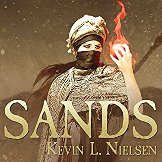 Sands cover art
