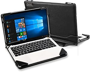 Stand Case Cover Compatible with Dell Inspiron 15 7000 Laptop 7506 7501 7591 7590 7506 15.6 Inch Notebook Business Protective Sleeve (7501 / 7506 / 7591 / 7590)