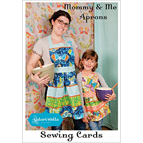 Valori Wells Designs Pattern Mommy and Me Aprons