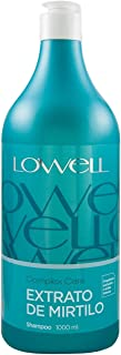 Shampoo Extrato de Mirtilo, Lowell, 1000 ml