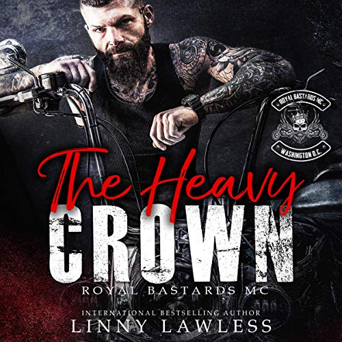 The Heavy Crown: Washington, DC Chapter audiobook cover art