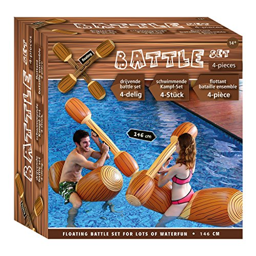 Aufblasbares Pool-Battle-Set (4-teilig)