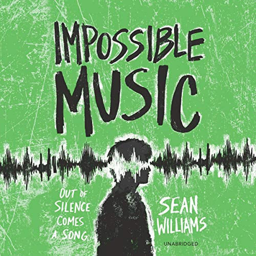 Impossible Music audiobook cover art