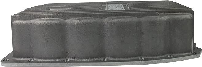 B&M 70391 Cast Aluminum Deep Transmission Pan for Chevrolet Camaro SS Automatic Transmission