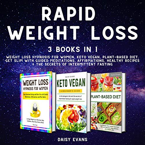 『Rapid Weight Loss: 3 Books in 1』のカバーアート