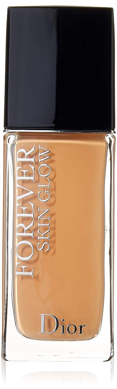 構成するカーペット見つけるクリスチャンディオール Dior Forever Skin Glow 24H Wear High Perfection Foundation SPF 35 - # 4N (Neutral) 30ml/1oz並行輸入品