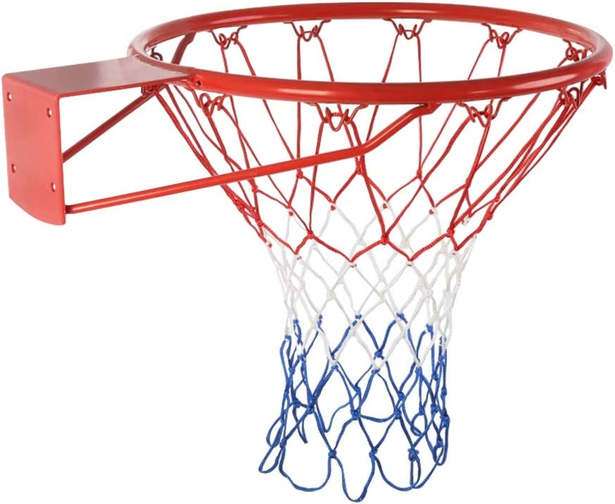 Translated 15 18 inch Basketball Rim Heavy Duty Replace Net Hoop cheap