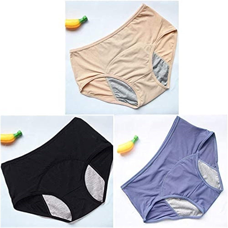 FGUD Reusable Women's Briefs Selling Leak New product Menstrual Proof PCS Panties Se